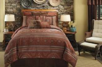 Southwest Style Comforters Native American Indian Themed Bedding