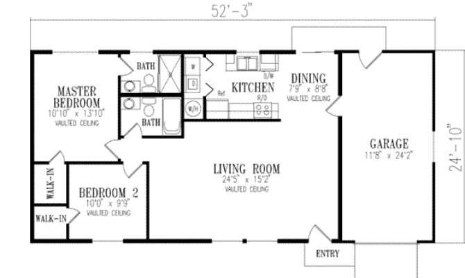 Southwestern House Plan Bedrooms Bath