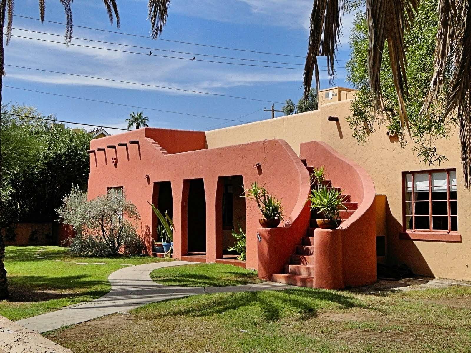 Southwestern Style Homes