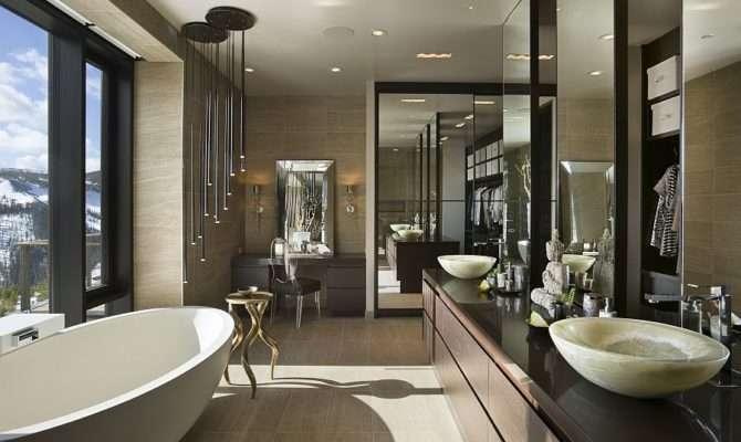 Spa Like Luxurious Master Bathroom Design
