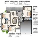 Space Saving Design Floor Master Suite