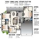 Space Saving Design Floor Master Suite