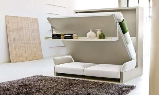 Space Saving Furniture Small Homes Interior Design