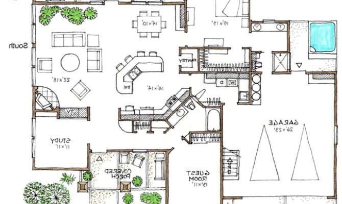 Space Saving House Plans Beautiful Home Plan