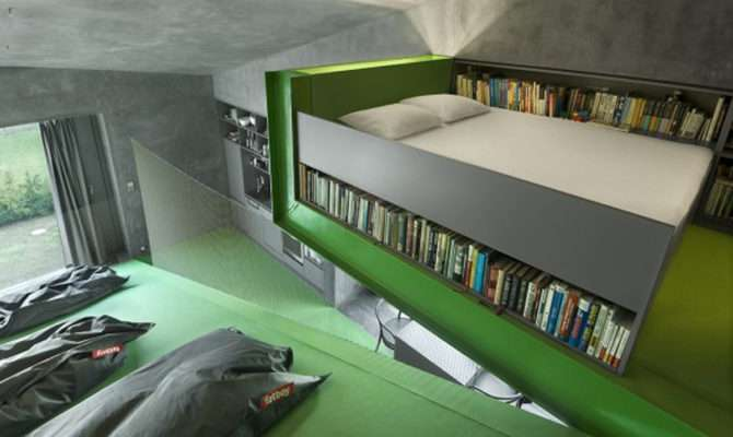 Space Saving Living Ideas Iroonie