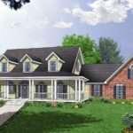 Spacious Custom Cape Cod House Plan Sdl Homes