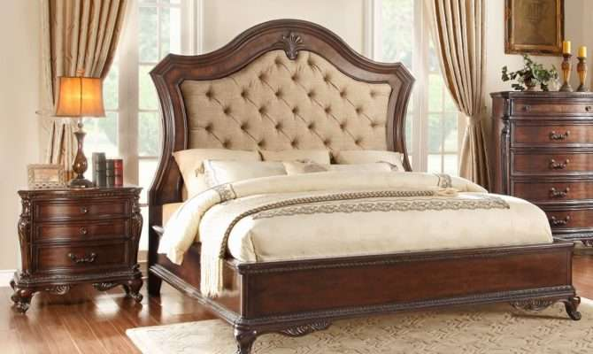 Spanish Bay Traditional Style Bedroom