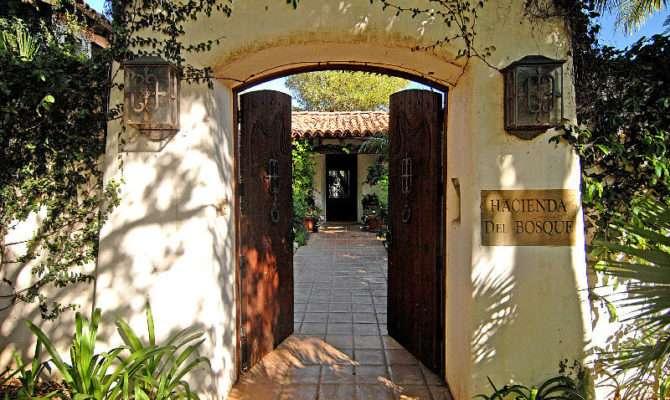Spanish Hacienda Santa Barbara