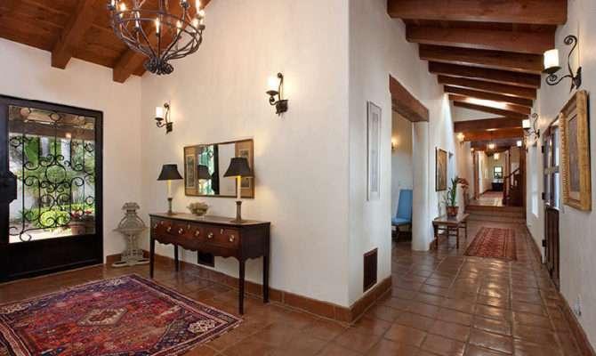 Spanish Hacienda Style Decor House Furniture