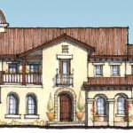 Spanish Revival Residential Design Award Winning