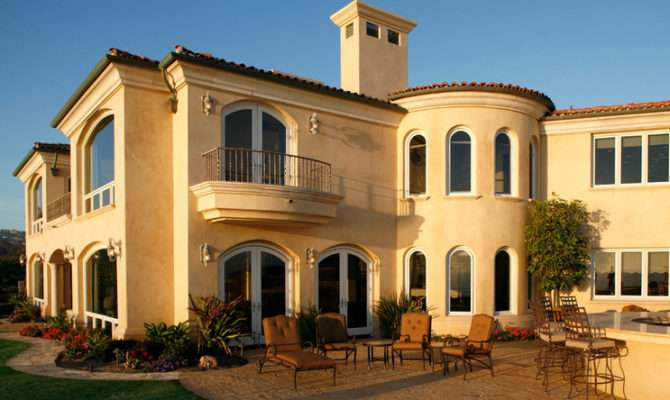 Spanish Style Casa Colonial Home