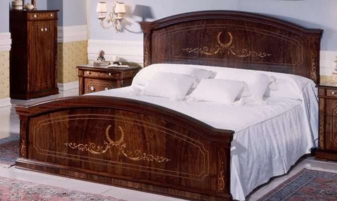 Spanish Style Classic Bed Room French Design