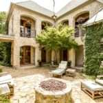 Spanish Style Home Plans Courtyards