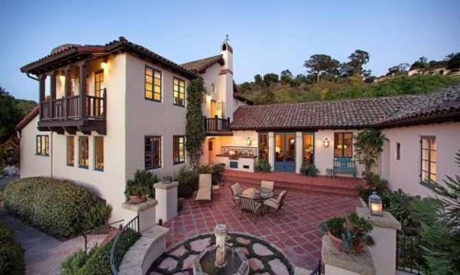 Spanish Style Homes American Dream Builders Fans