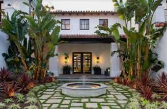 Spanish Style Homes Courtyards Jpeg