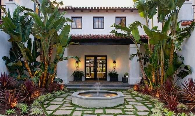 Spanish Style Homes Courtyards Jpeg
