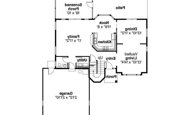 Spanish Style House Plans Villa Real Associated Designs