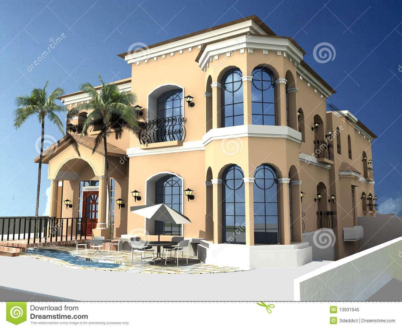 Spanish Style Villa