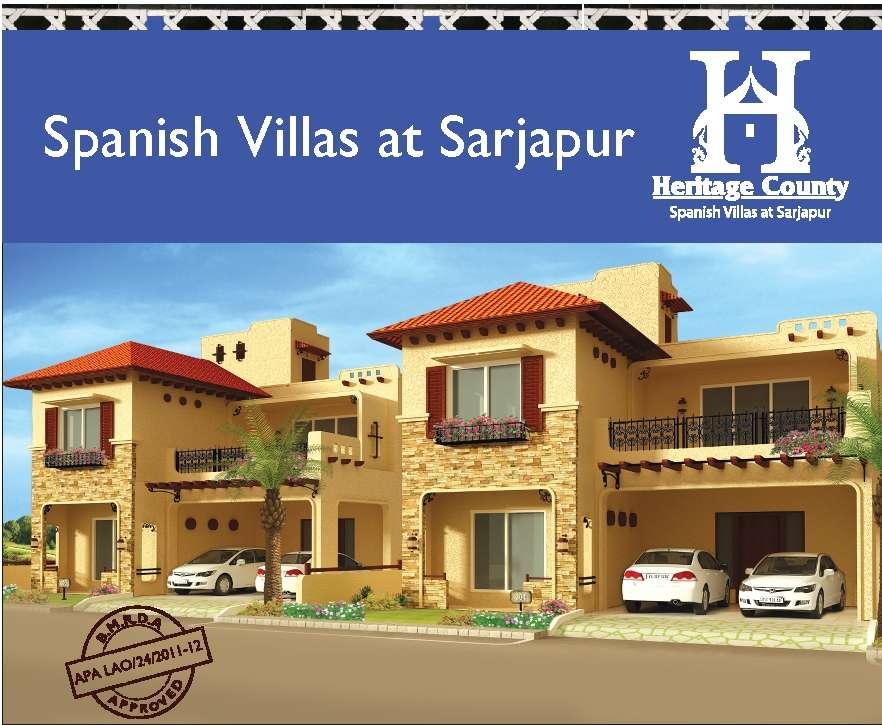 Spanish Villa Design Villas Heritage