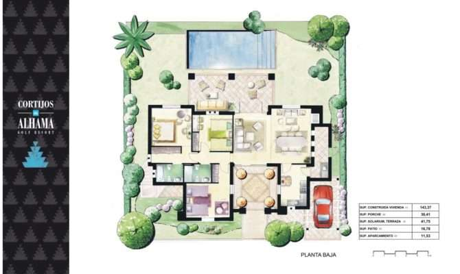 Spanish Villa Floor Plans Polaris World Coast Properties