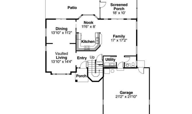 Spanish Villa Floor Plans Style House Real