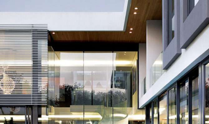 Sparkling Glass House Johannesburg Twinkles