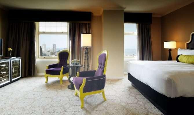 Special Executive Room San Francisco Hotel Suites Scarlet