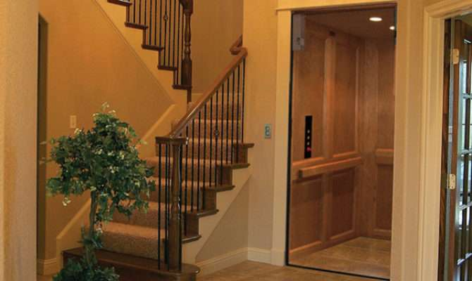 Specializing Home Elevators Accessibility Lifts Car