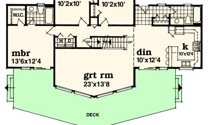 Spectacular First Floor Plan Maverick Custom Homes