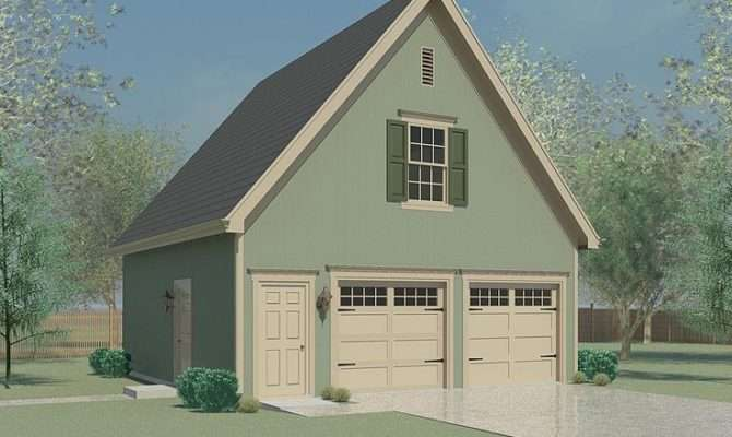 Spectacular Garage Shop Plans Loft House
