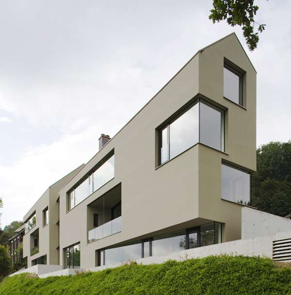 Spectacular Narrow Houses Their Ingenious Design