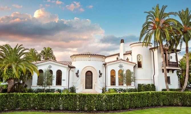 Spectacular Spanish Style Villas