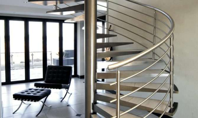 Spiral Staircase History Features Designs