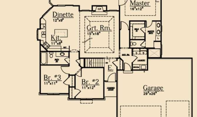Split Bedroom Ranch Dreamscape Homes