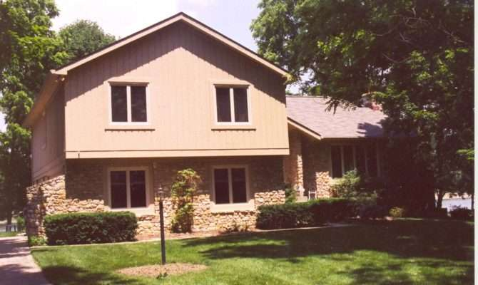 Split Level Addition Remodel Carmel Indiana