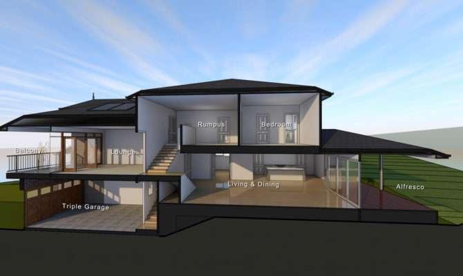 Split Level Home Designs Creative Design