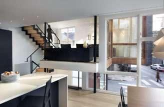 Split Level House Philadelphia Design