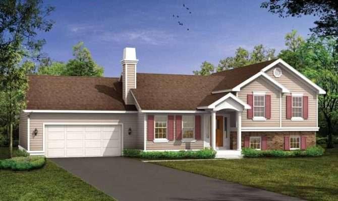 Split Level House Plans Eplans Design