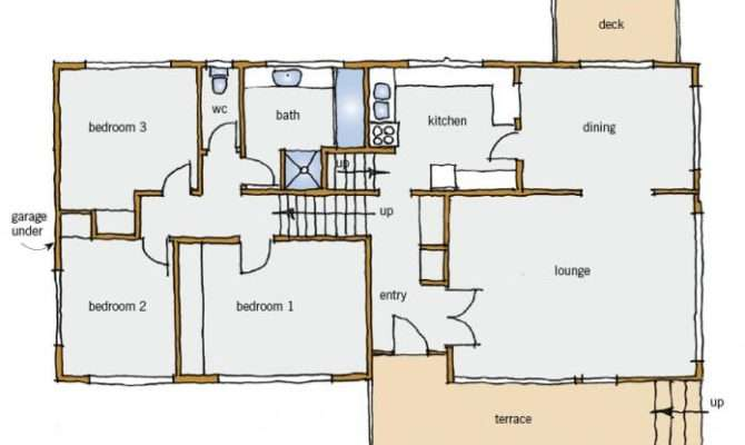 Split Level House Plans