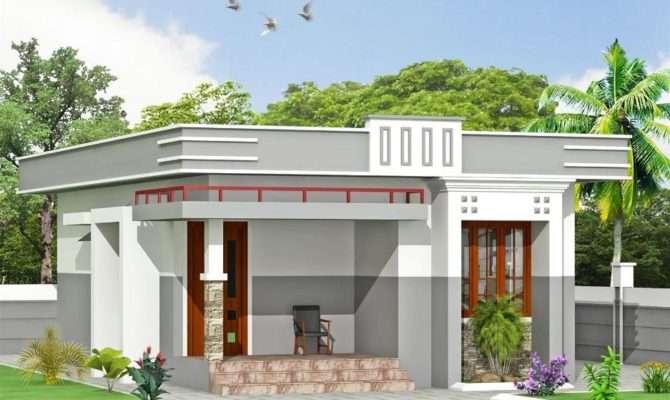 Sqft Bedroom Low Budget House Kerala Home Design Floor Plans
