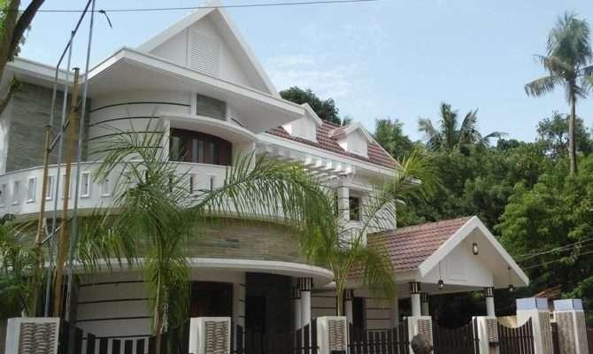 Square Feet Bhk Luxury Home Design