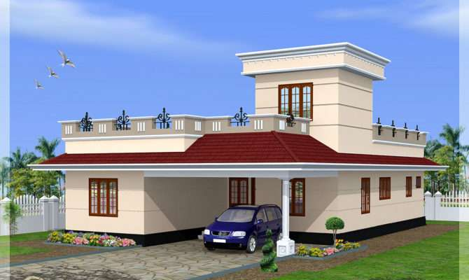 Square Feet Budget Home Design Kerala