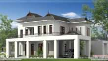 Square Feet House Elevation Design Plans