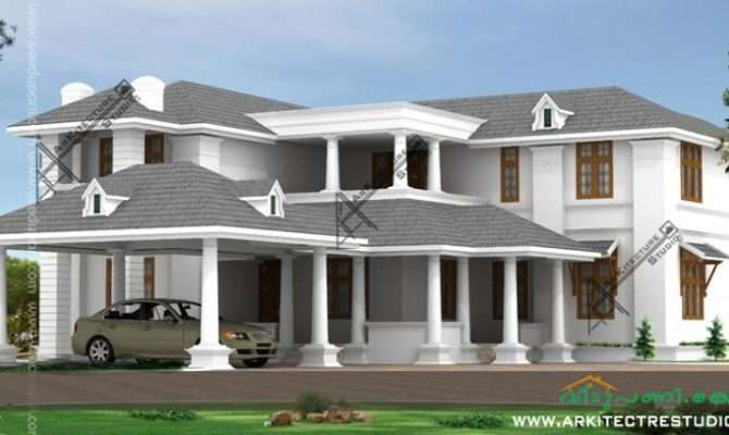 Square Feet Kerala Style Home Designs Bath Attached