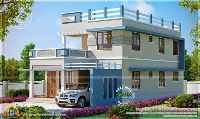 Square Feet New Home Design Kerala Floor Plans