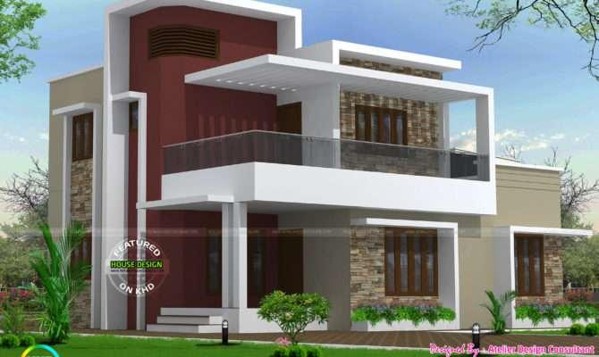 Square Foot Bhk Home Kerala Design Floor