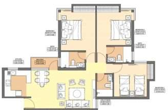 Square Foot Floor Plans Property Realestateindia