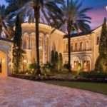 Square Foot Mediterranean Style Mansion Jupiter