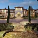 Square Foot Mediterranean Style Mansion Westlake