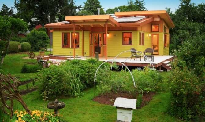 Square Foot Sustainable House Oregon Idesignarch Interior
